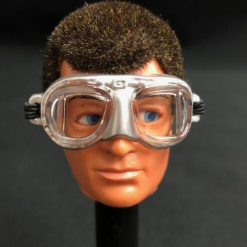 ELITE BRIGADE - BATTLE OF BRITAIN Replacement Goggles to fit Action Man Gi Joe
